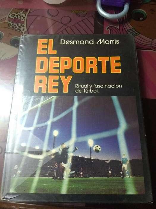 Libro Futbol El Deporte Rey