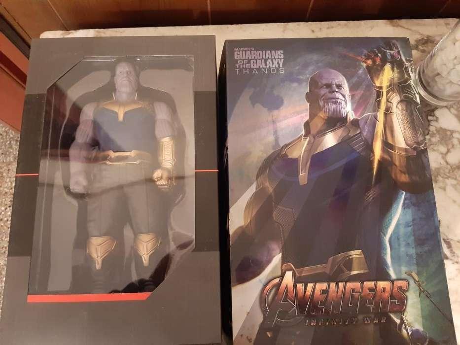 Vendo Muñeco Thanos 32 Cm Nuevo Original