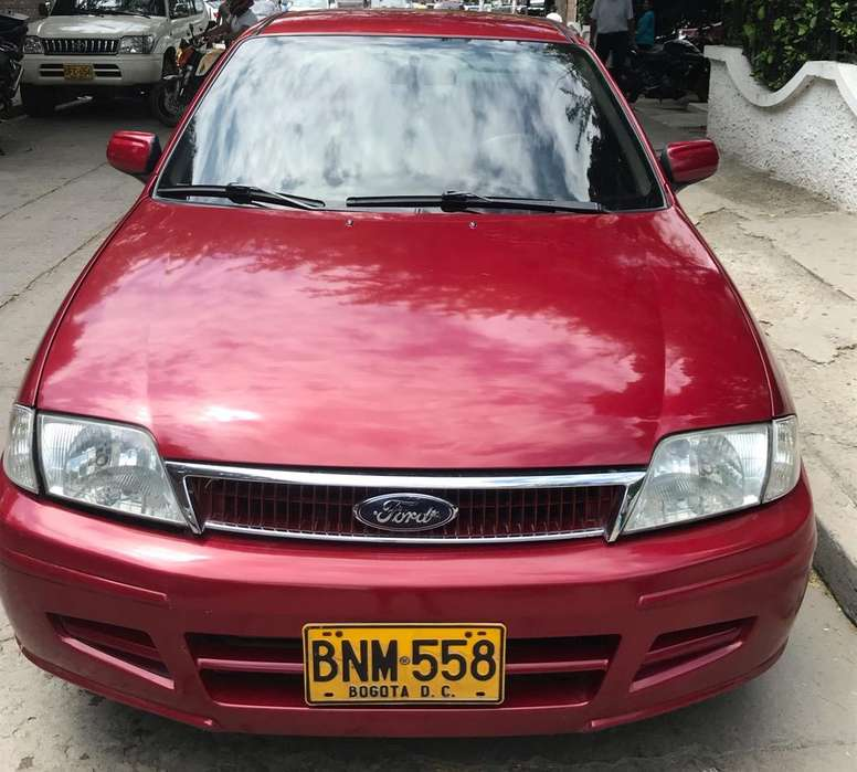 <strong>ford</strong> Laser 2004 - 160000 km