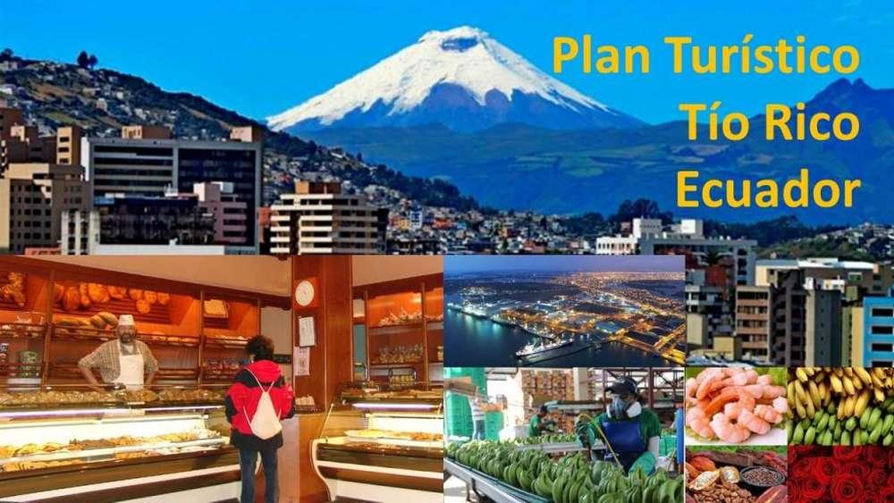 Plan Turistico Tio Rico