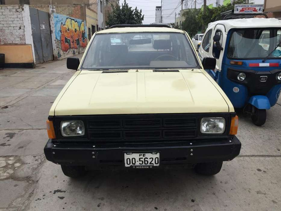 Nissan Otro 1989 - 170000 km