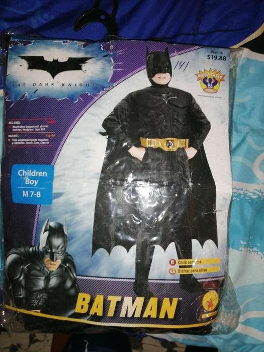 Disfraz de Batman