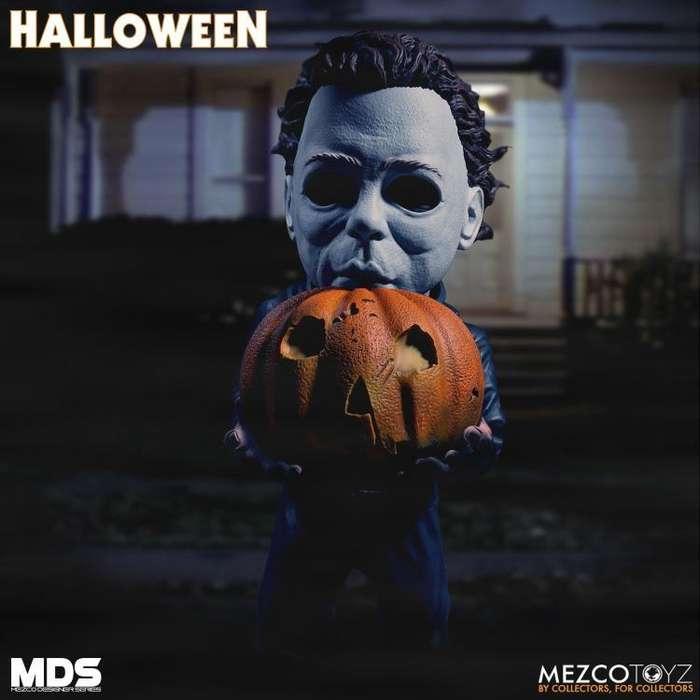 Michael Myers Figuras De Acción Terror Mezco Halloween