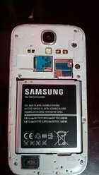Samsung Galaxy S4 i337 ATT Color Blanco Desbloqueado Usado