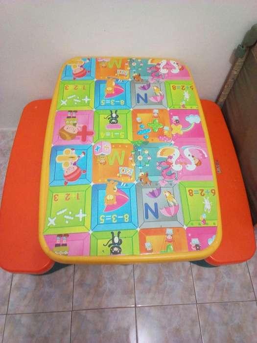 Mesa para Niño O Niña 75
