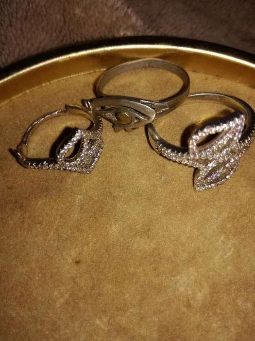 8379b724458f Anillos de plata de plata  Relojes - Joyas - Accesorios en Argentina ...