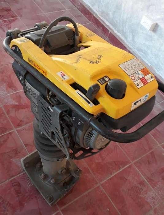 Sapo Compactador Wacker Neuson Bs6045 Apisonador