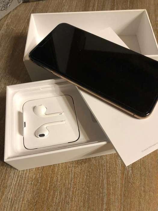 iPhone Xs Max Dual Sim 256 Gb Oro