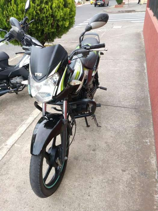vendo moto barata en buen estado
