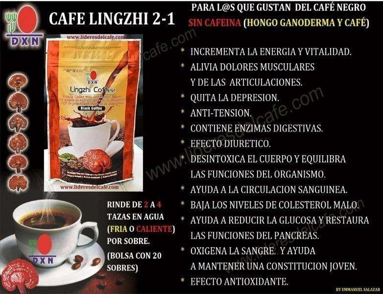 DXN CAFE ORGANICO 996502106