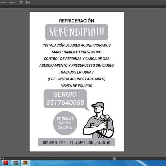 Instalación de Aires Acondicionado