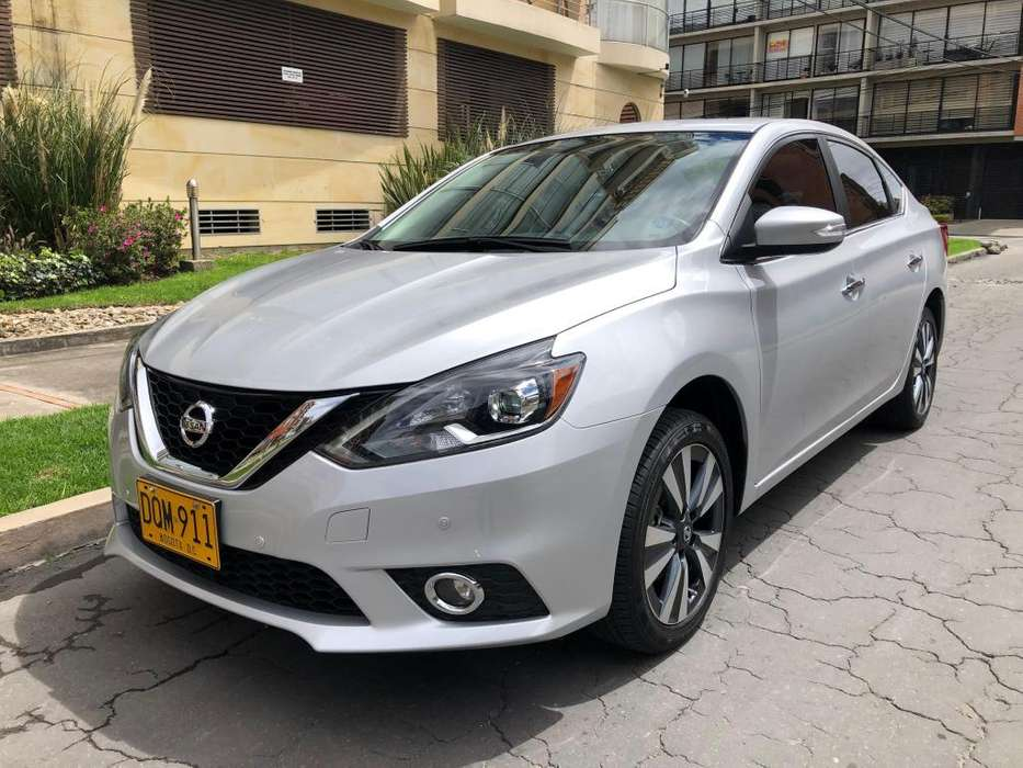 Nissan Sentra 2017 - 7700 km