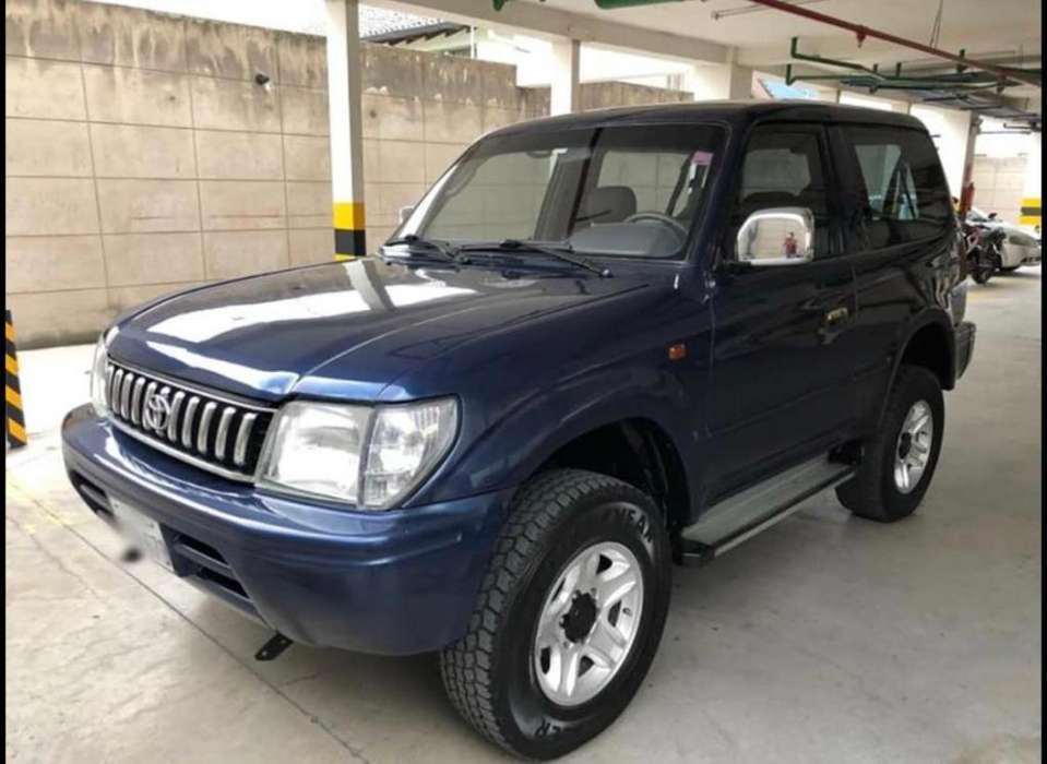 Toyota Prado 2006 - 100000 km