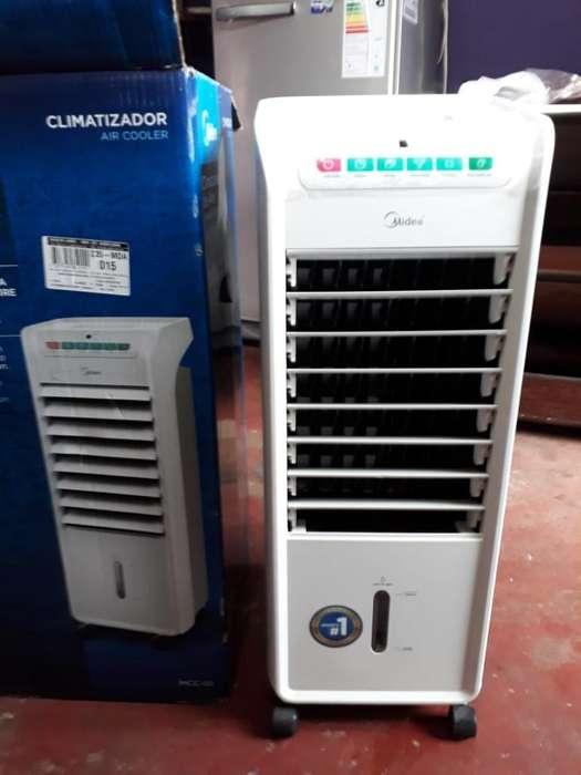 Climatizador con Poco Uso Vendo .mil.