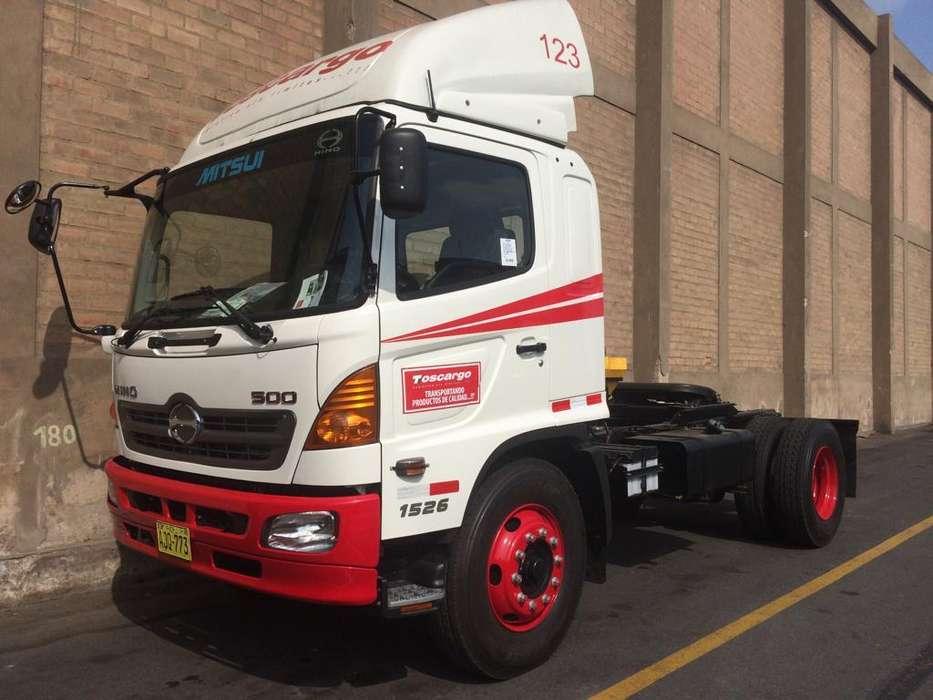 ¡Oferta! Camion Hino FG 500 año 2015