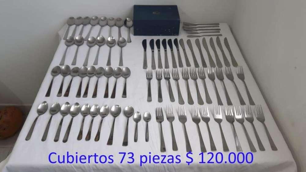 Juego de Cubiertos, 73 Piezas