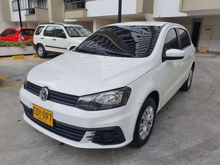 <strong>volkswagen</strong> Gol 2018 - 23000 km