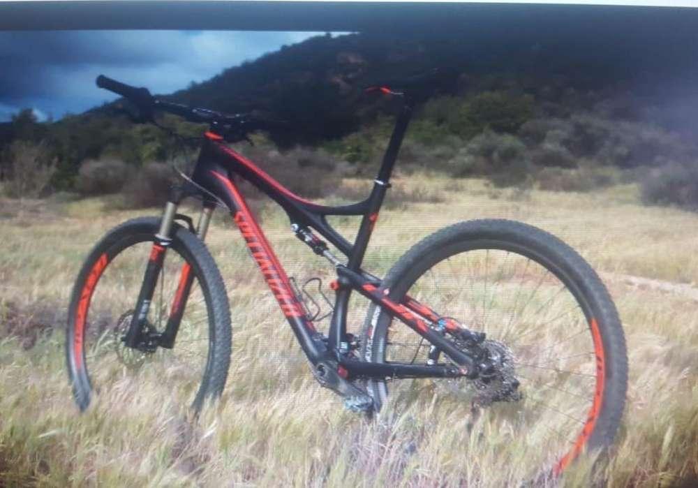 Bici Specialized Epic Mararhon 2014