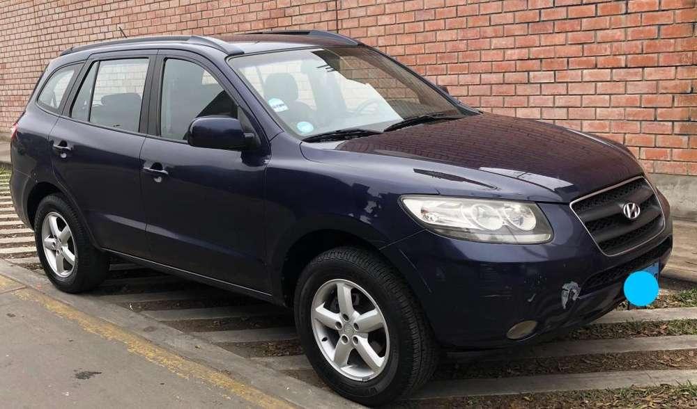 Hyundai Santa Fe 2008 - 130000 km