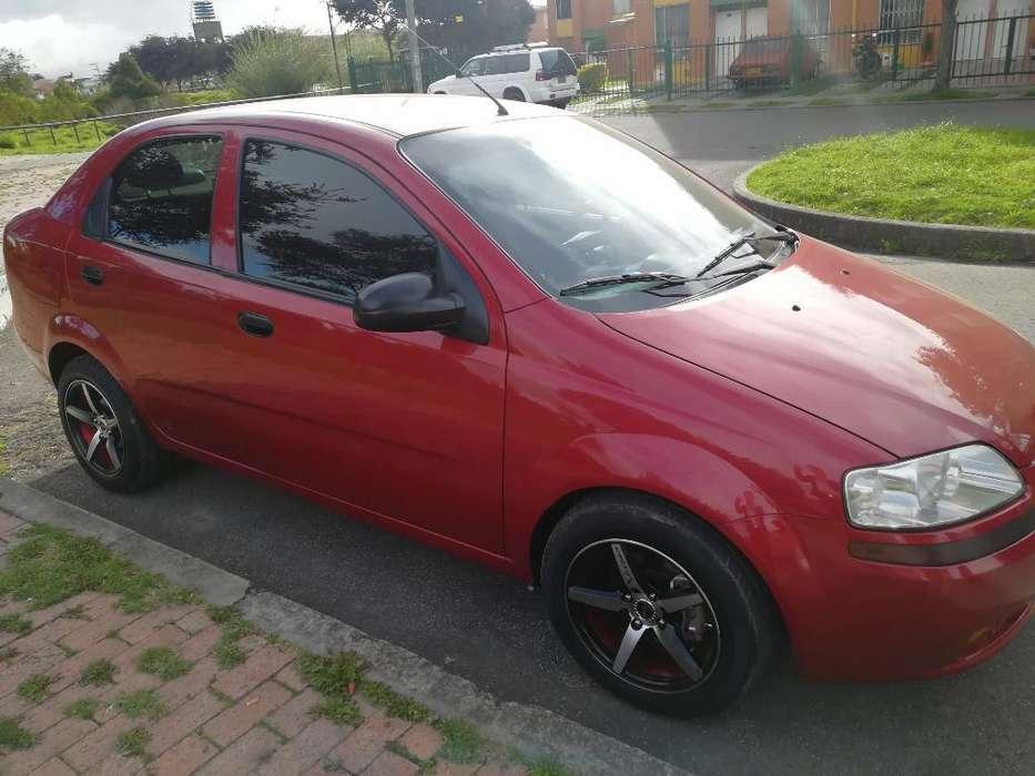 Chevrolet Aveo 2012 - 55000 km