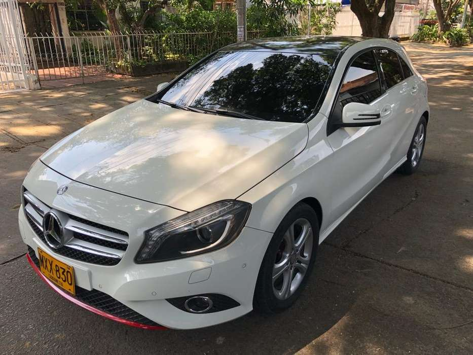 <strong>mercedes-benz</strong> Clase A 2014 - 52000 km