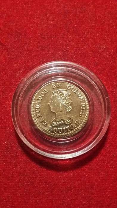 Replica..1 Escudo..1833