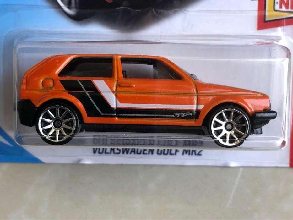 Hot Wheels Volkswagen Golf / 0992786809