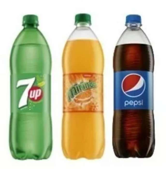 Pallet Gaseosa Pepsi ,mirinda O Seven Up