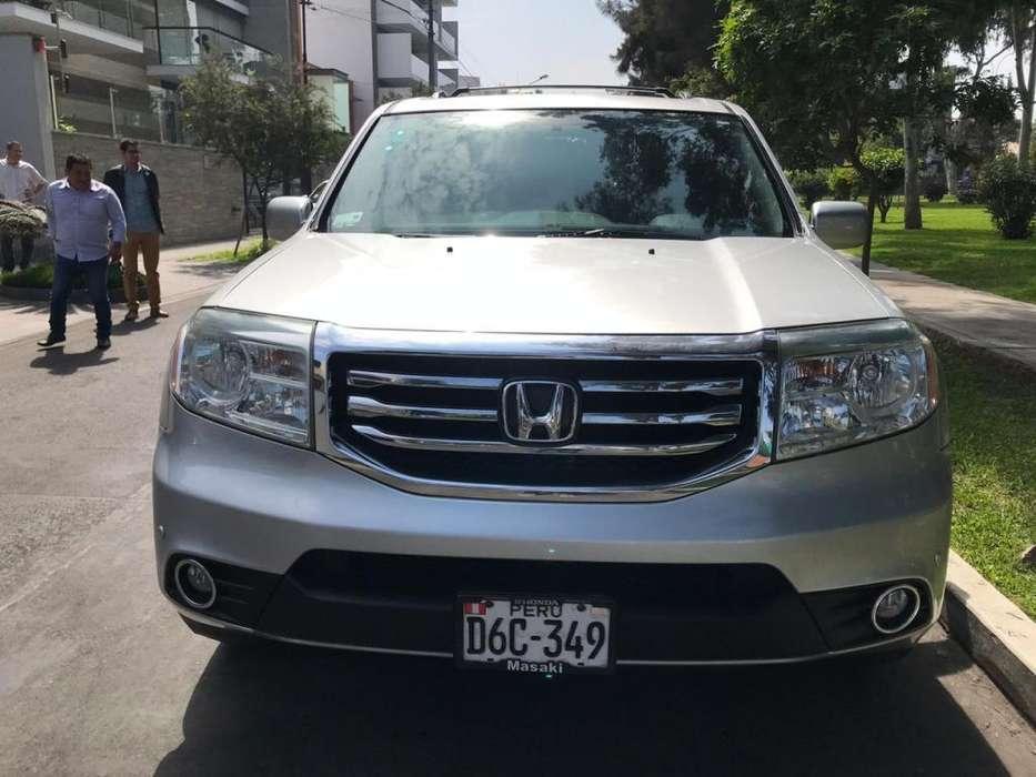 Honda Pilot 2012 - 80000 km