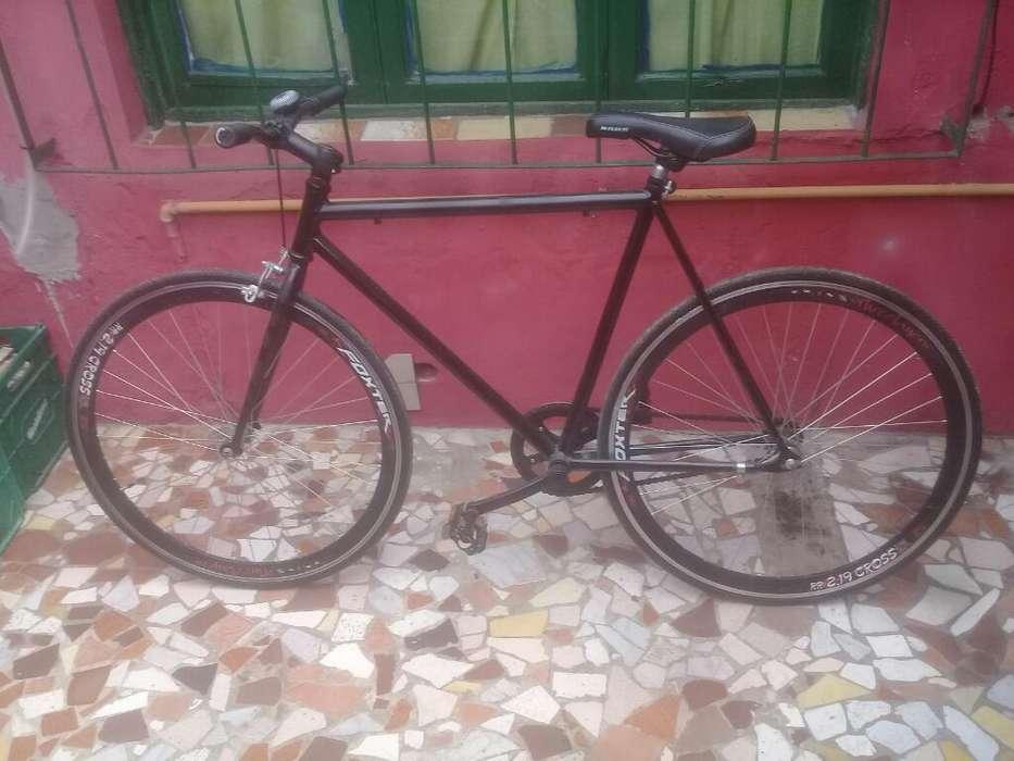 Bicicleta Urbana Como Nueva