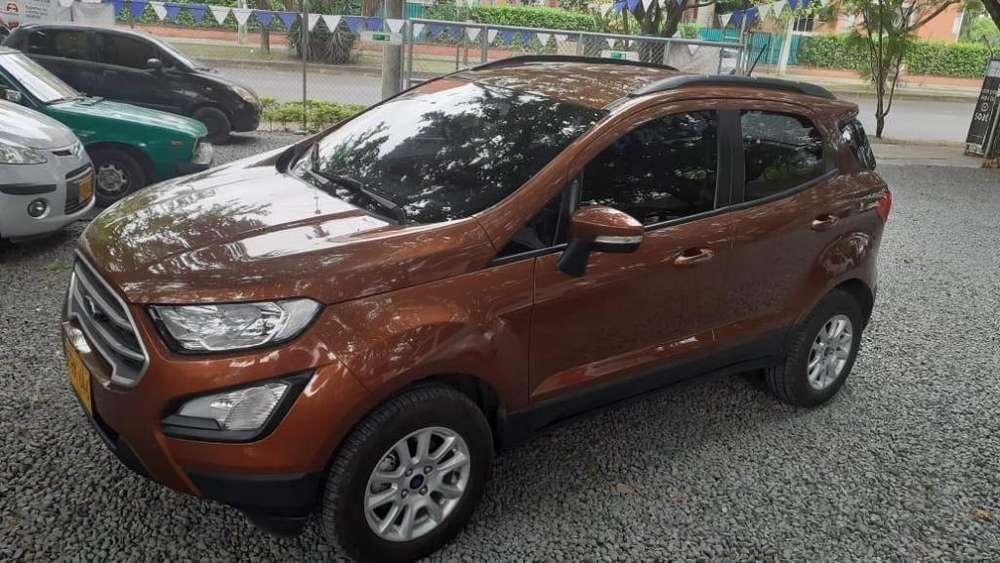 Ford Ecosport 2018 - 9748 km
