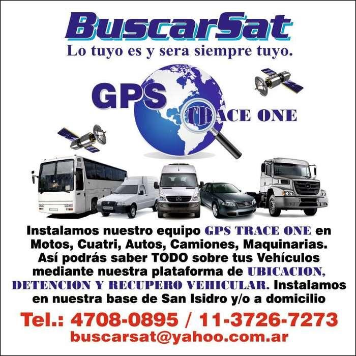 RASTREADOR BUSCARSAT GPS TRACE ONE