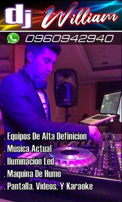 Dj Y Equipos Profesionales Para Tus Eventos En Guayaquil