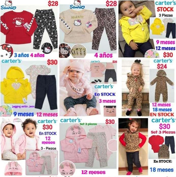 <strong>ropa</strong> Carters Nueva para Bebes Y Niños