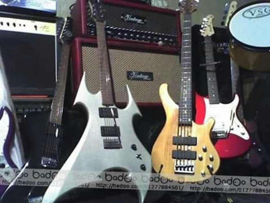 Amplificadores Guitarras Bajos Estoy Liq