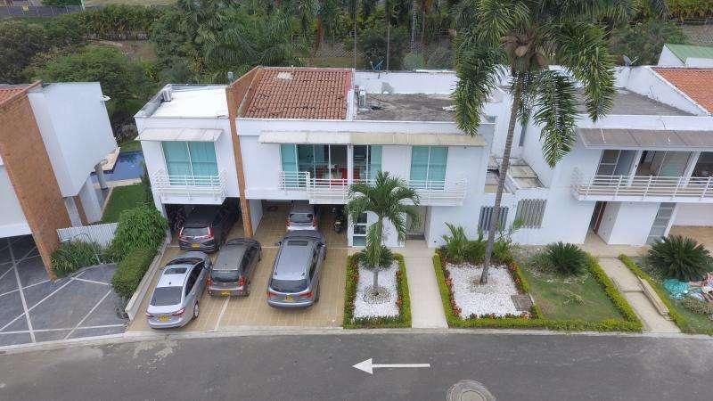 Casa Condominio En Venta En Cali <strong>ciudad</strong> Jardin Cod. VBSBI11173