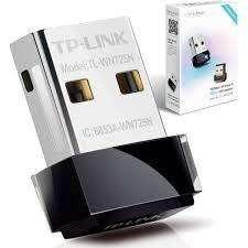 Tplink Tlwn725n 150mbps W. N Nano Usb Adapter, 2.4ghz, Aut