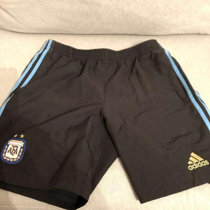Short Adidas Selección Argentina