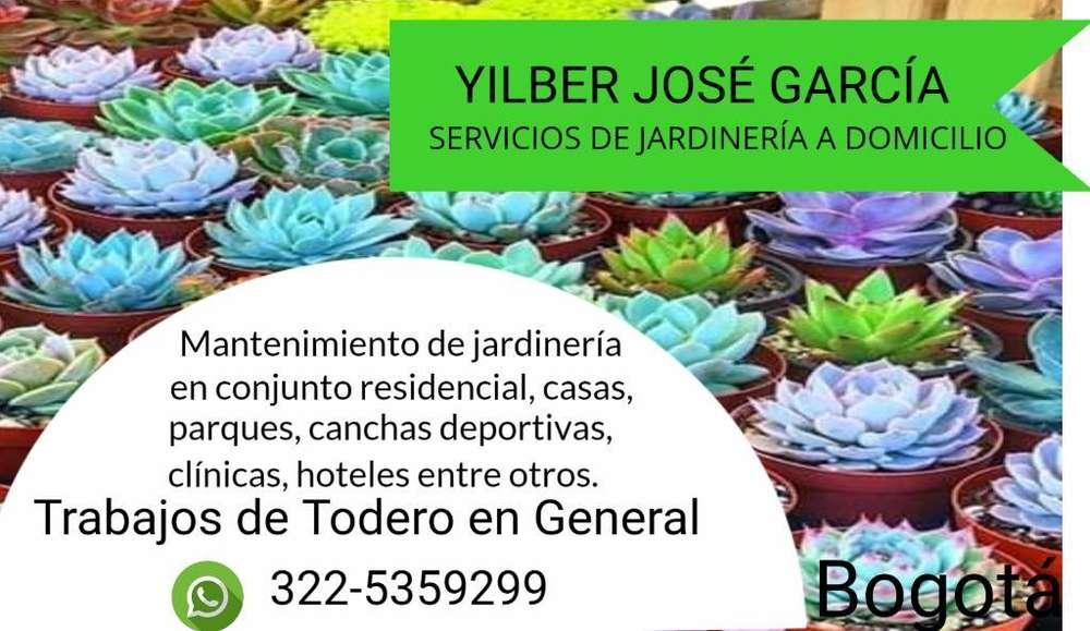 Jardinerias a Domicilio en Bogotá