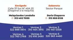 Oficina Piso 1 Sector Parque De Envigado. Código: 819701