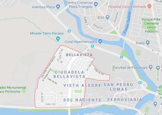 Bellavista, 250m2, Bien ubicado, Terreno en venta