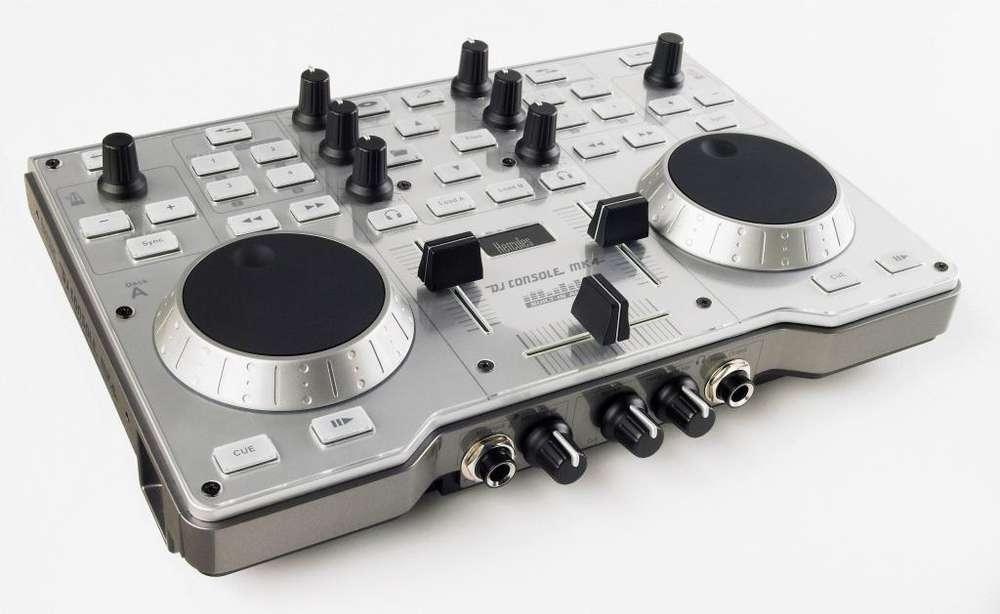 VENDO CONTROLADOR DJ HERCULES MK4 USADA 330.000