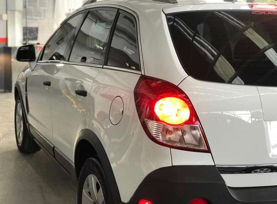 Chevrolet Captiva 2012 - 89000 km