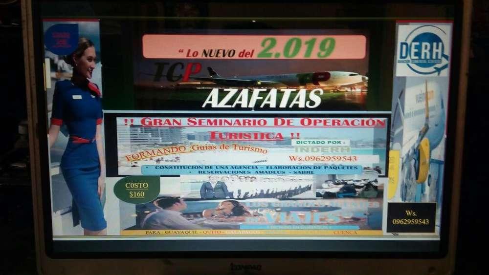 !!<strong>seminario</strong> de Operador Y Guia Turistico