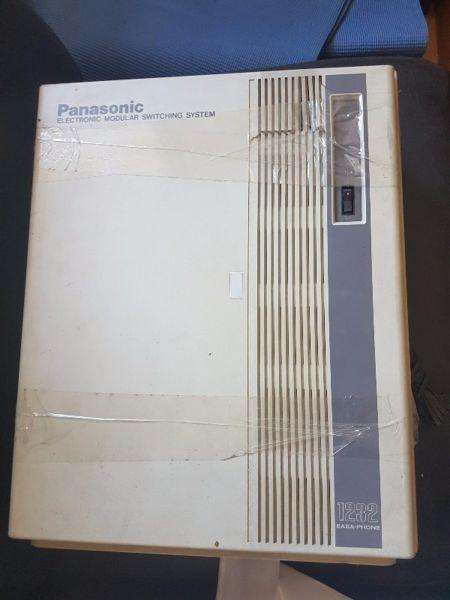 Central Telefon Panasonic 1232 Easaphone