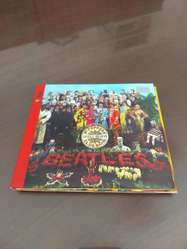 Cd Sgt. Peppers  The Beatles