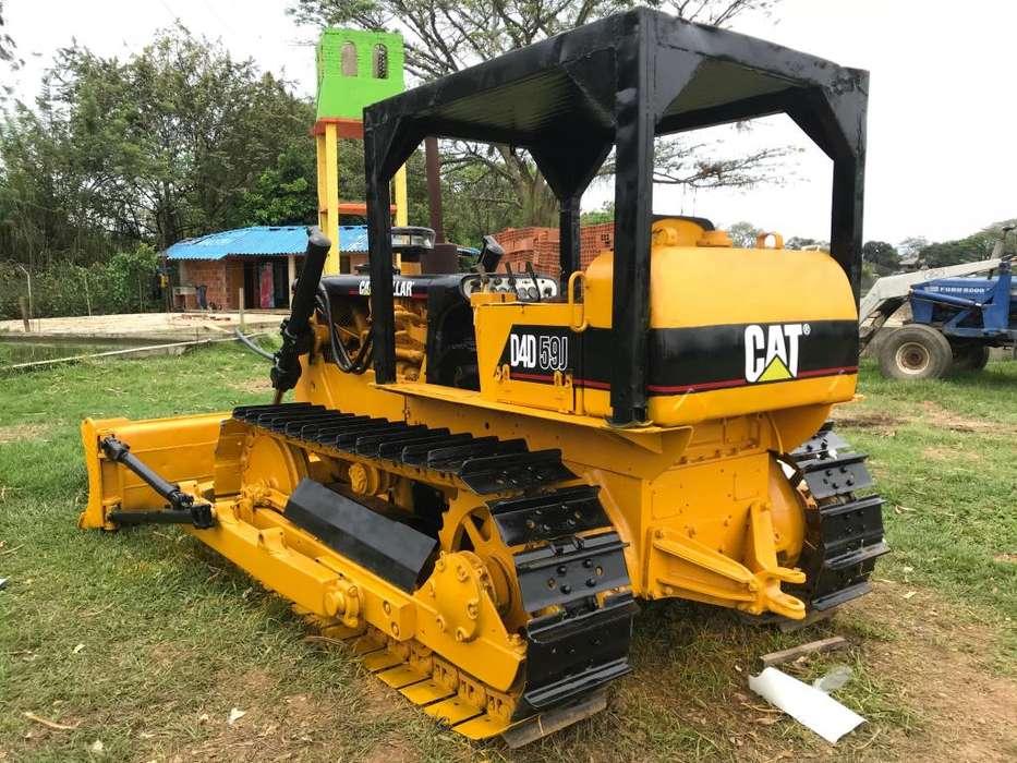 Bulldozer D4D 59J Caterpillar