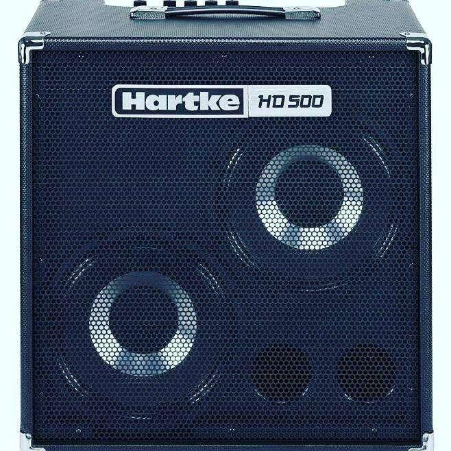 Amplificador para bajo Hartke HD500