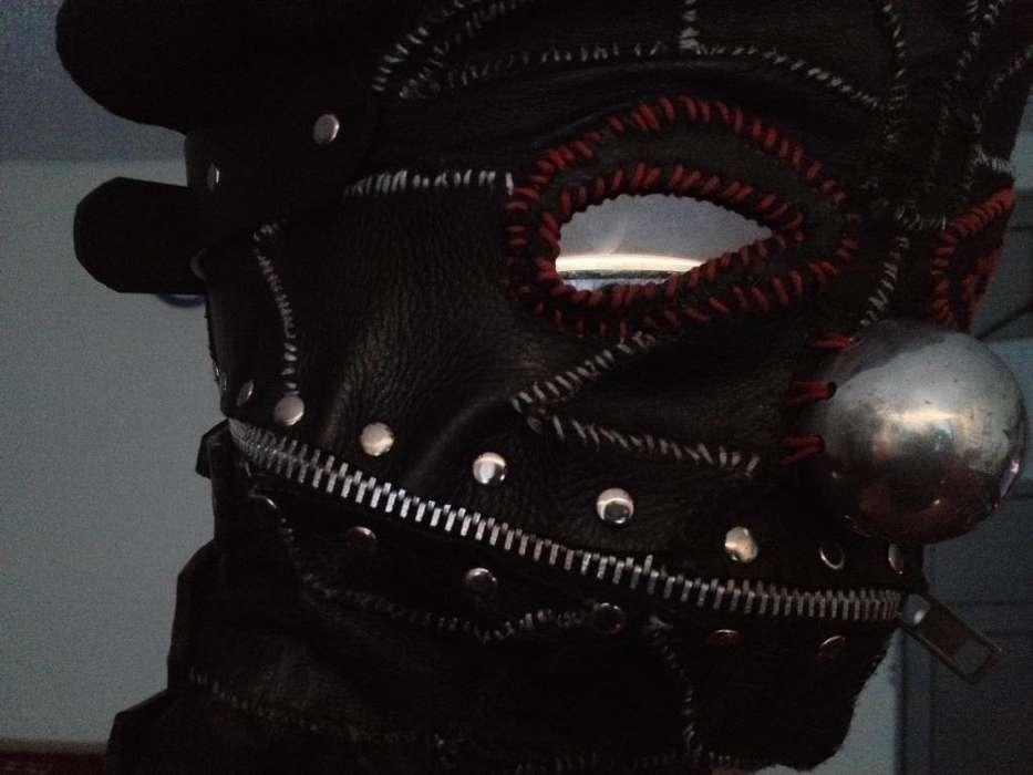 Mascara slipknot payaso all hope is gone 2008 hecha a mano real