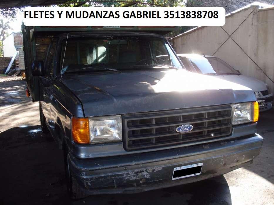 FLETES GABRIEL 3513838708 PRECIOS CRAZY NO DUDES EN COMUNICARTE